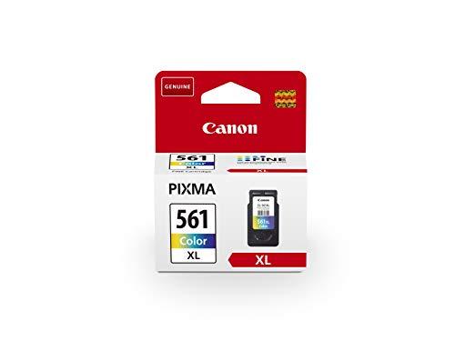 Canon 3730C001 Tinte CL561XL farbig 300 Seiten hohe Kapazität
