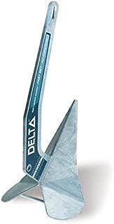 Lewmar Galvanised Delta Anchor