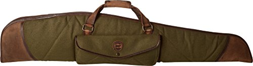 STS Ranchwear The Foreman Canvas Rifle Case Military Green Canvas One Size