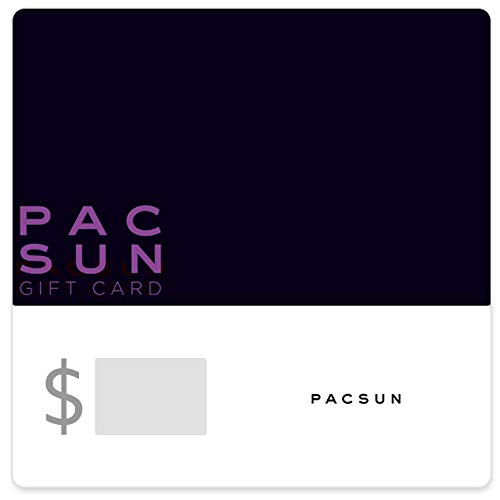 Pacific Sunwear Flag Gift Cards - E-mail Delivery