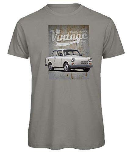 BuyPics4U T-Shirt mit Motiv von Trabant Tr95 100% Baumwolle für Herren Damen Kinder viele Farben
