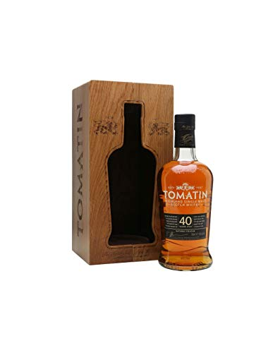 Whisky - Tomatin 40 Años 70 cl