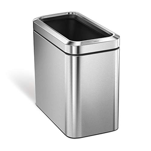 commercial bathroom trash cans - 5