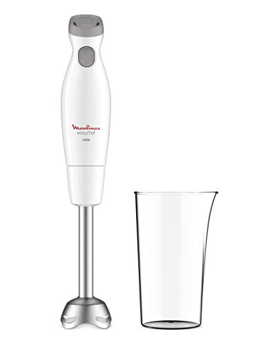 Moulinex Hand Blender 2 SPEED Mixer 450 W METAL