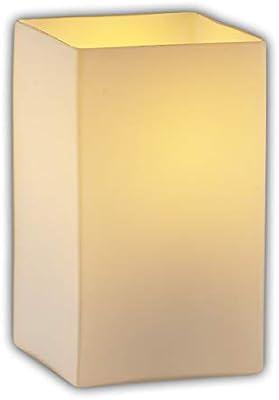 Justice Design Group Lighting FAL-8432-15-CROM LumenAria-Regency 2-Light Bath Bar-Square w/Flat Rim Shade-Polished Chrome-Faux Alabaster