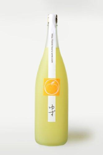 鶴梅ゆず720ml「平和酒造/和歌山」