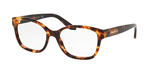Ralph Lauren 0RL6176 Monturas de gafas, New Jerry Havana, 54 para Mujer