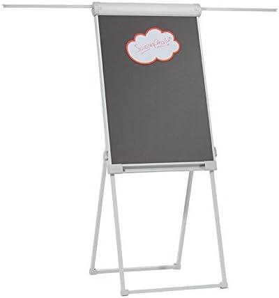 Gifts Selling rankings Franken FC8312Deluxe Presentation Board Felt 95cm 67x Grey