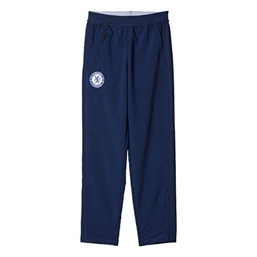 adidas CFC EU PRE PNTY - Hose Chelsea FC - Junge, Blau, 140.
