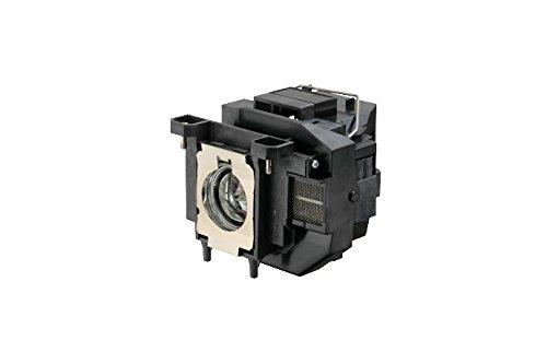 Epson ELPLP67200W UHE–Lampada per proiettore, Epson, PowerLite 1221, 1261W, S11, x12, EX3210EX5210, EX7210, VS210, VS310, VS315W, MG-50, MG-850HD, UHE)