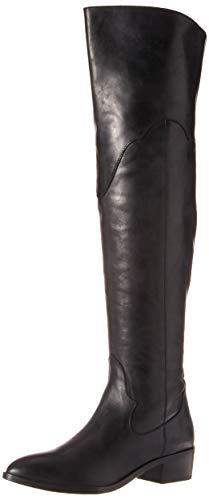 FRYE Women's RAY OTK Over The Knee Boot, Black 1, 7.5 M US
