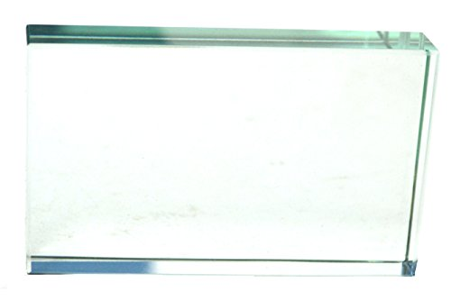Eisco Labs Glasblock, rechteckig, 100 x 60 x 18 mm