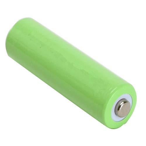 20PCS AA tamaño 14500 3.2V 600mAh LiFePO4 Célula de batería cilíndrica Recargable de fosfato de Hierro para cámara de Fotos