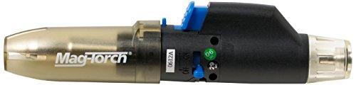 Mag-Torch MT 765 Micro Butane Refillable Torch, Black