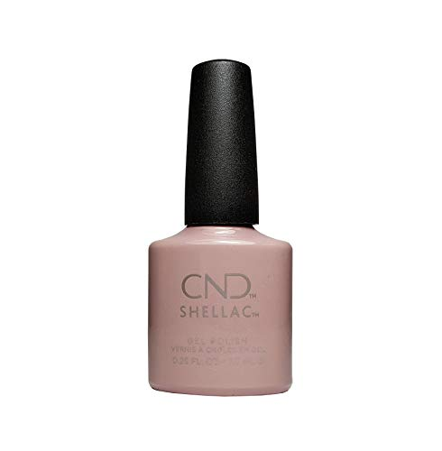 CND Shellac Vernis à ongles gel UV « Soak off », choix parmi les 89 couleurs Inc All the Collections et The New Garden Muse Collection (Allthingsbountiful) (Field Fox (Flora & Fauna Collection))
