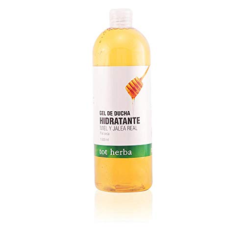Tot Herba Gel de Ducha Hidratante Miel Y Jalea - 1000 ml (8425284221293)