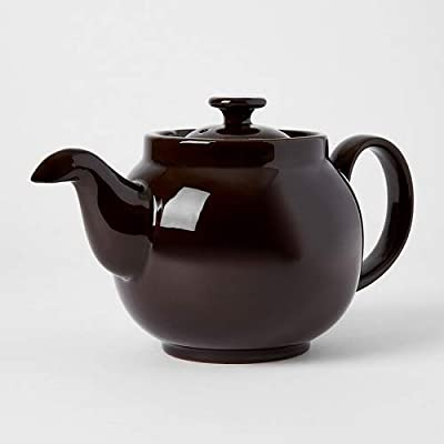 Re-Engineered Ian McIntyre Brown Betty 4 Cup Teapot with Infuser