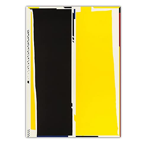 JLFDHR Roy Lichtenstein 《Espejo # 5》 Carteles E Impresión Arte De La Pared Pintura En Lienzo para La Decoración De La Sala De Estar-60X90Cmx1 Sin Marco