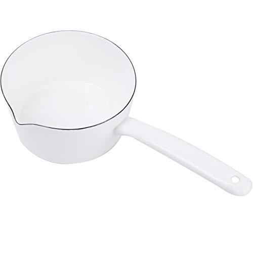 Mjölkpanna såspanna Mjölkpanna mini baby mat kastrull non-stick cookware mjölk kruka kök matlagning pan stewpan för ett folk