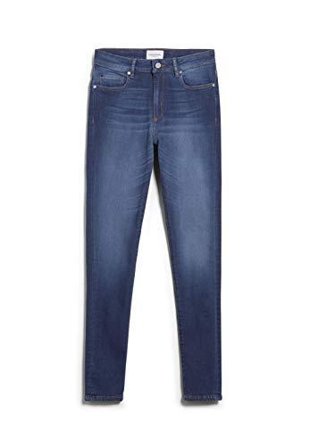 ARMEDANGELS TILLAA X Stretch - Damen Jeans aus Bio-Baumwoll Mix 29/32 Arctic Denims / 5 Pockets Skinny Skinny Fit