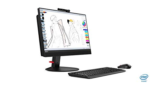 Lenovo ThinkCentre M820z All-in-One Business Desktop Computer 21.5' Full HD FHD (1920x1080) Intel Six Core i5-8400, 32GB DDR4 RAM, 1TB HDD, Spanish Keyboard and Mouse, Type-C, Windows 10 Pro Spanish