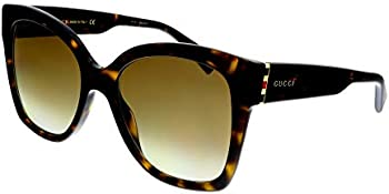 Gucci Geometric Ladies Sunglasses