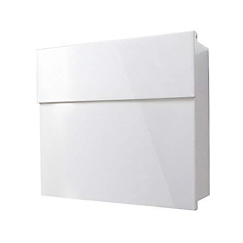 Radius Design Letterman IV - Cassetta delle lettere colore: Bianco