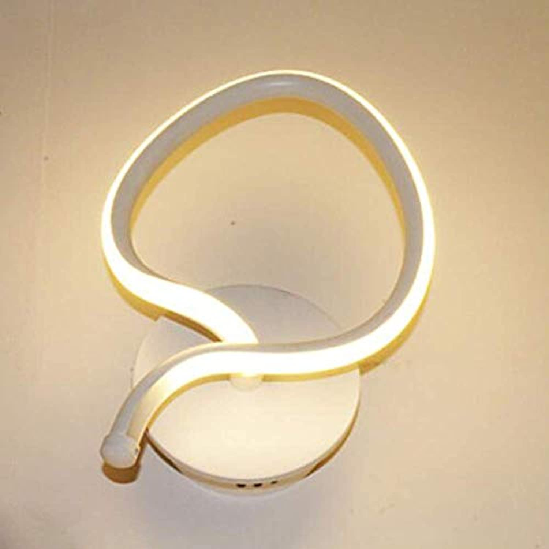 ZHANG NAN ●  Umgebungslicht Wandleuchten 12W Wechselstrom 100-240V LED integrierte Moderne zeitgenssische Malerei für, WarmWeiß ●