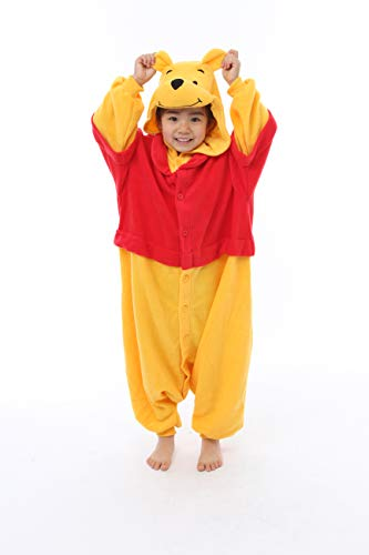 Sazac Disney Pijama Kigurumi - Winnie Pooh