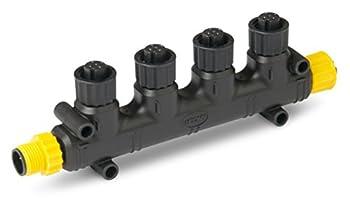 Ancor 270104 Nmea 2000 4 Way Tee Connector Standard