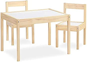 3-Piece Baby Relax Hunter Kiddy Table & Chair Set