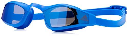 adidas Erwachsene Persistar Race Schwimmbrille, Blue/Blue/White, S