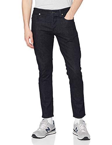 G-STAR RAW Herren Hose Rovic Zip 3D Straight Tapered Jeans, Blue (Rinsed B780-082), 34W / 36L