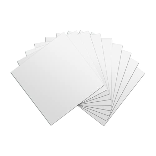 Emoshayoga Pegatinas De Pared De Espejo, Duradero Espejo Reflectante Mosaicos Cuadrados Efecto Espejo Decorar Película Protectora para Sala De Estar para Decoración del Hogar