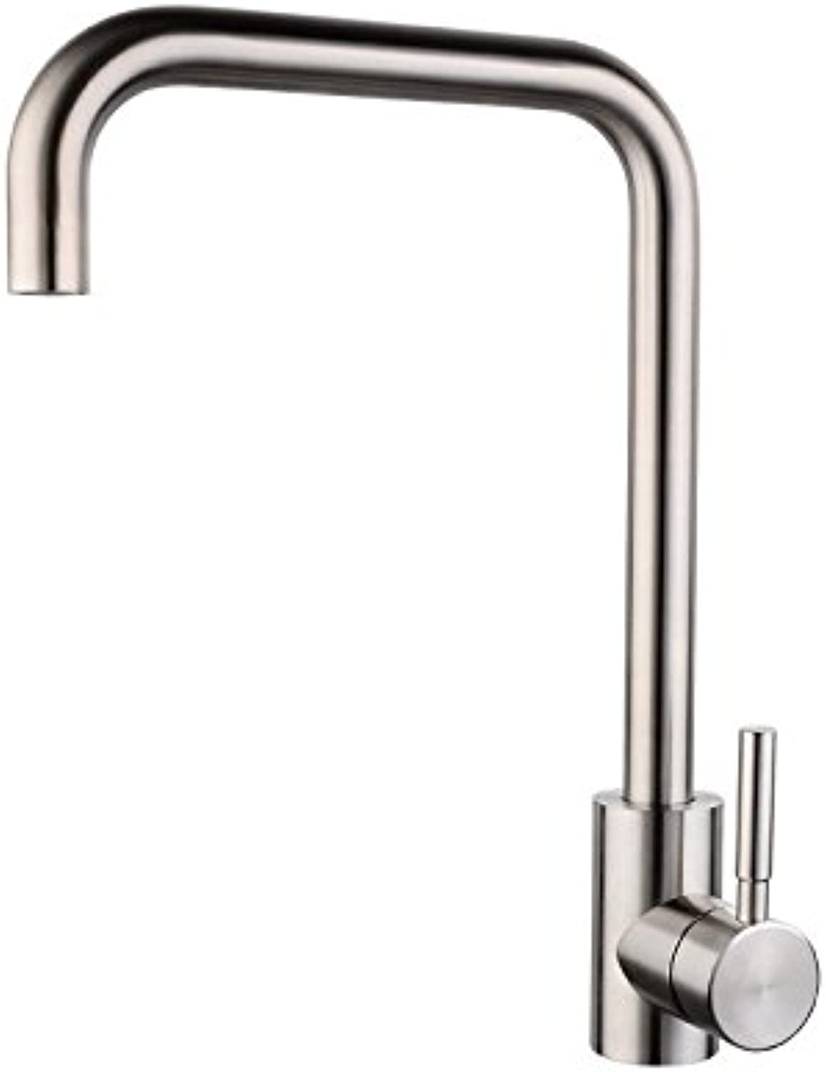 JWLT Pots, faucets, faucets, Sanitary Wares, Stainless Steel hot and Cold Kitchen Faucet faucets,1100 Grams