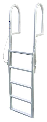 Extreme Max 3005.3464 Sliding Dock Ladder - 5-Step