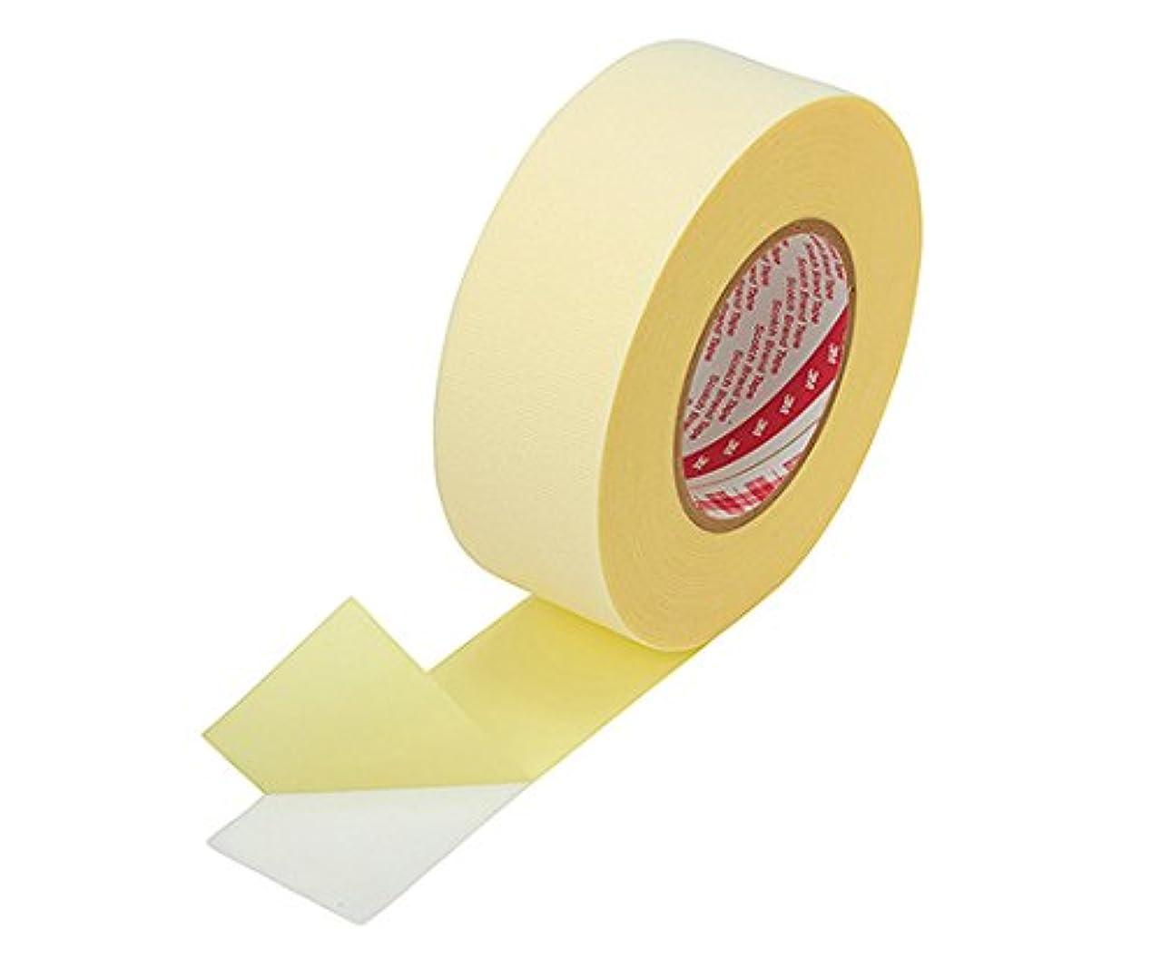 ファイバカスケード一時的メカニカルファスナー フックテープ 50mmX25m 白 /61-2803-84