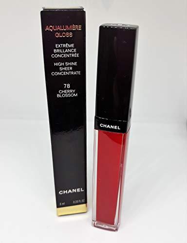 Chanel Aqualumière Gloss 78 Cherry Blossom 6 ml