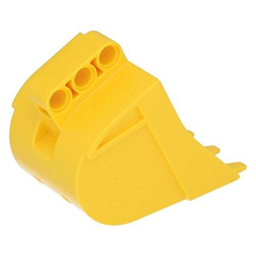 5 x LEGO® Technik Baggerschaufel 4 x 7 Gelb