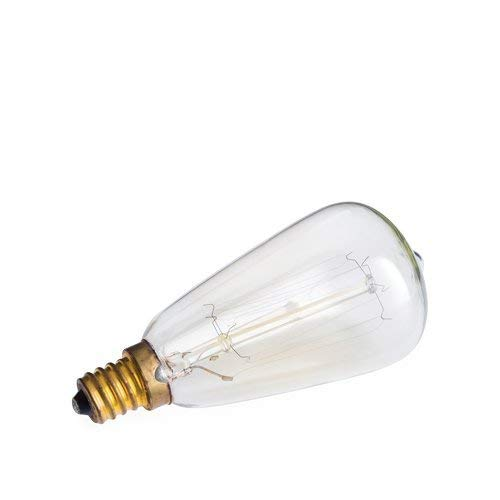 Candle Warmers Etc. NP3 Edison Replacement Bulb   Edison Bulb for Edison Illuminations Candle Warmers