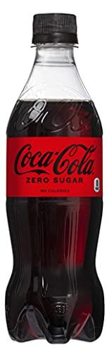 コカ・コーラ ゼロ ペットボトル 500ml×24本