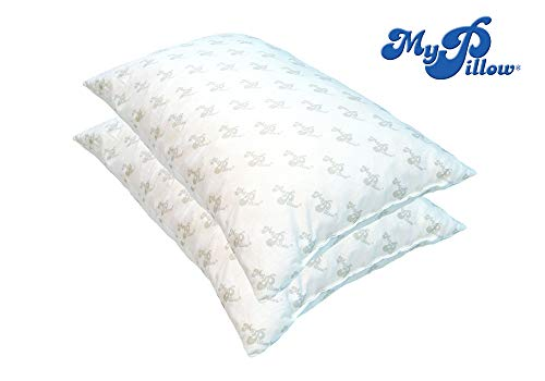 MyPillow Standard/Queen Classic Medium support Set of Two(2)