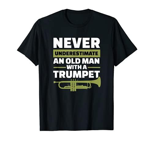 Lustiges Trompeter Geschenk | Trompeten Spieler | Trompete T-Shirt