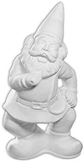 Funky Dancing Gnome - Paint Your Own Awesomely Gnome-y Ceramic Keepsake