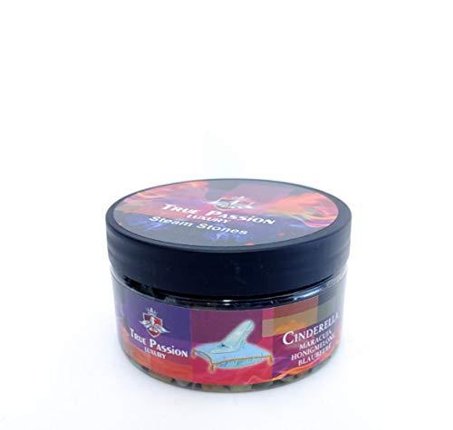 True Passion Shisha Dampfsteine 120g - Cinderella | Tabakersatz für Wasserpfeife