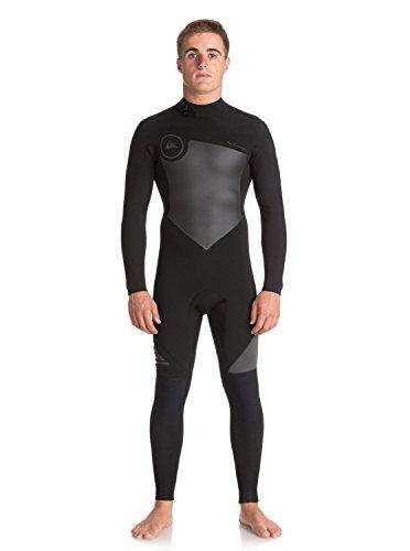Quiksilver EQYW103037-XKKK-M-S Traje de Surf, Hombre, Negro (Jet Black), M
