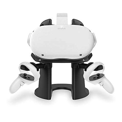 AMVR VR Ständer, Headset-displayhalter Für Oculus Quest/Quest 2, Rift Oder Rift S Headset Und Touch Controller
