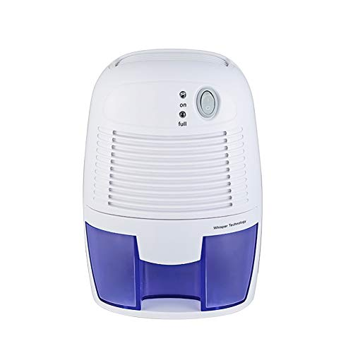 Lowest Prices! DW&HX Small Portable Dehumidifier, Compact Electric Safe Quiet Dehumidifiers for Clos...