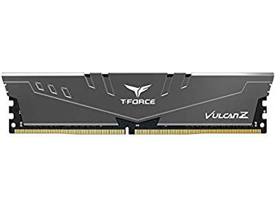 TeamGroup T-Force Vulcan Z 16GB DDR4-3200 PC4-25600U DIMM 288-Pin CL16-18-18 Grey