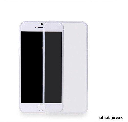 【ideal japan】iPhone6ケース TPU保護ケース・カバー 【2014年型】超薄軽量ケース 4.7インチ (クリア)